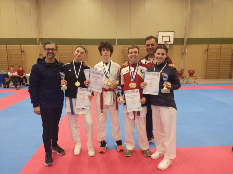 Bayerischen Karate Meisterschaften