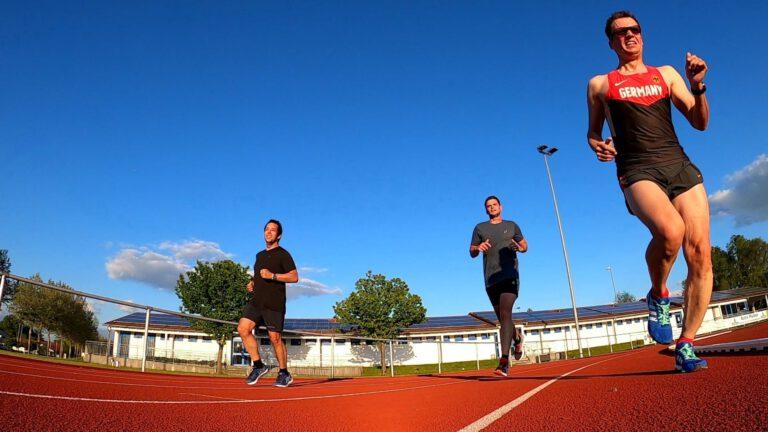 Abteilung Leichtathletik trainiert wieder